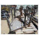 (2) Spider Corner Platforms