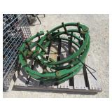 (2) General Clamp and Tong Pipe Clamps