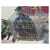 Pipe Clamps and Basket