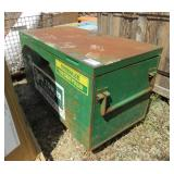 Greenlee Rolling Tool Chest and Contents