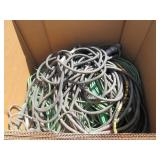 Assorted Hose and Cables