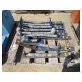 (9) Current Tools Cable Rollers