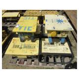 (6) Temporary Power Distribution Centers