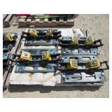 (4) LJ Pipe Rollers MDR200