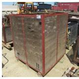 Crate of Braided Steel Rigging Slings
