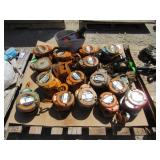 (18) Assorted Chain Hoists