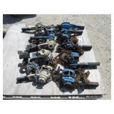 (10) JET Assorted Lever Hoists