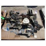(8) JET Assorted Chain Hoists