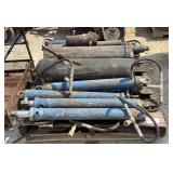 Hydraulic Cylinders and Rams