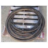 """3/4"""" Braided Steel Cable"""