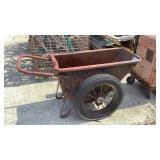 Concrete Cart