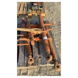 (4) Simplex 20 Ton Load Binders