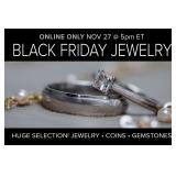 Black Friday Jewelry Auction