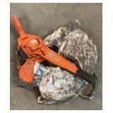 Ingersoll-Rand 6 Ton Ratchet Chain Hoist