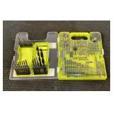 Ryobi 81pc Drill Bit Sets