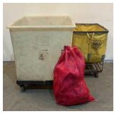 Laundry Carts and Bags
