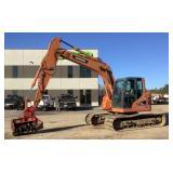 2010 Doosan Excavator DX140 LCR