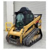 2013 Caterpillar Skid Steer 299D2XHP