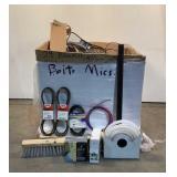 V-Belts, Ribbed Belts, Tubing