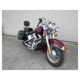 2014 Harley Davidson FLSTCI Heritage Softail