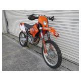 2006 KTM 450EXC Dirt Bike-