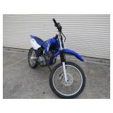 2007 Yamaha TTR125 Dirt Bike-