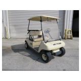 2009 Club Car Gas Golf Cart-