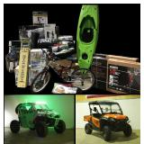 Fall Sportman, Firearms, ATV and Motorcycle Auction