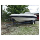 1997 Four Winns 220 Horizon-