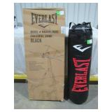 Everlast Heavy Bag and Omnistrike MMA Stand-