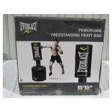 Everlast Powercore Freestanding Heavy Bag-