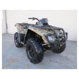 2007 Can Am Outlander 800cc 4x4