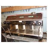 Triple Espresso Machine