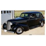 1938 Buick Century street rod
