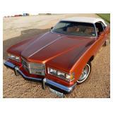 1975 Pontiac Grandville 23k miles