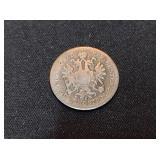 Scheidmunze Austrian Coin