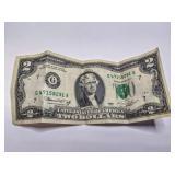 Two Dollar Bill- 1976