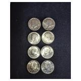 Kennedy Half Dollars-1971