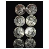 Kennedy Half Dollars- Bicentennial