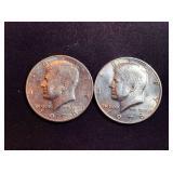Kennedy Half Dollars- 1978