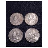 Quarters: 2000
