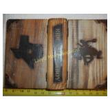 """Western Wood Trinket Box - """"Ride"""