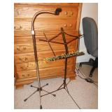 Music Stand / Microphone Stand