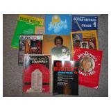 Music Books / Sheet Music / File Box Full