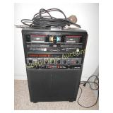 Denonet GP-K3350 Vocal Karaoke System