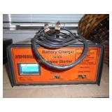 Chicago Electric Battery Charger / Starter