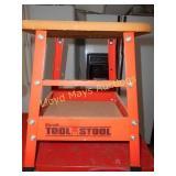 Tool Stool - Shop / Project Stool