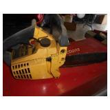 """McCullough Mac-110 10"""" Gas Chainsaw"""