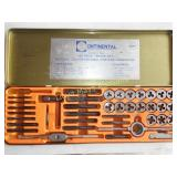 Continental 40pc Tap & Die Combo Set