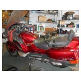 1990 Honda Pacific Coast Motorcycle 800cc